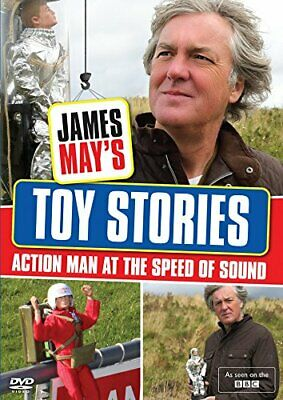 James May Toy Story - Action Man (DVD)