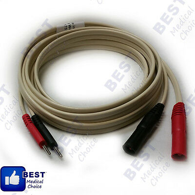 Lead Wire For Richmar Electrotherapy Units And Ultrasound