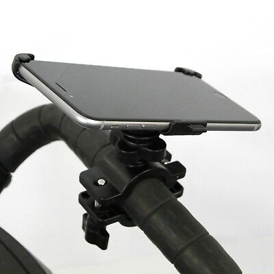 Deluxe Dedicated Golf Trolley Mobile Phone GPS Holder Mount iPhone 6 Plus Only