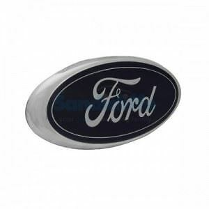 NEW Ford Focus MK2 2005-2011 / C-Max Front Oval Bonnet Badge +Spring+Retainer