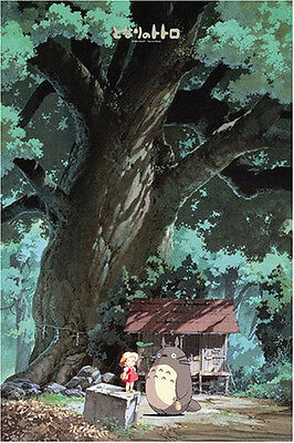 NEW Official My Neighbor Totoro & Camphor Tree 1000 Piece Jigsaw Puzzle by Ensky