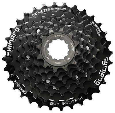 "Shimano 8-Speed Cassette """"12 - 32 teeth"""" CS HG200 FREE EXPRESS POST"
