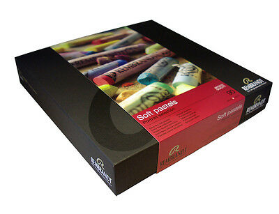 Rembrandt Artists Soft Pastels Set Of 90 Portrait Colours