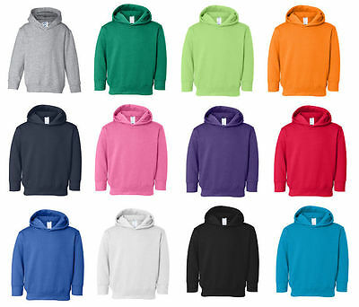 Rabbit SkinsToddler Hooded Sweatshirt  Boys Girls babies hoodies 2T 4T 5/6  3326