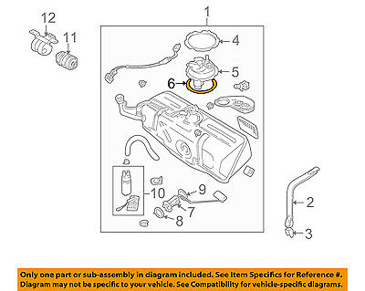 JAGUAR OEM 98-03 XJ8 4.0L-V8 Fuel System-Sealing Ring NNA6020AA on