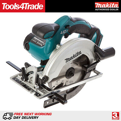 Makita DSS611Z DSS611 18V Li-ion 165mm Cordless Circular Saw Body Only