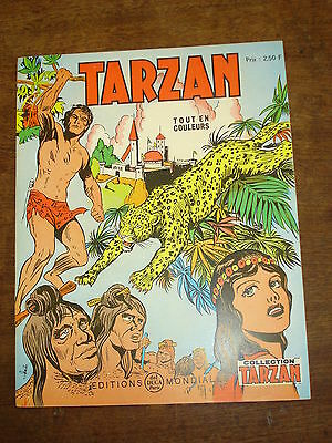 TARZAN n°56-Collection Tarzan- Editions Mondiales Del Duca Paris