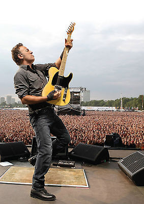 Bruce Springsteen Large Poster A0 A1 A2 A3 A4