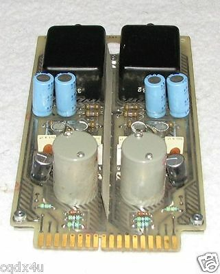 Stereo ADM 1922 Hybrid Mic Preamp Cards  2 channels