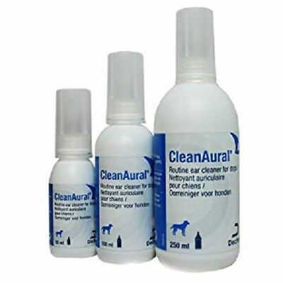 CleanAural for Dogs 50ml, fast dispatch