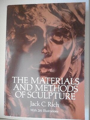 Rick Jack C - The Materials And Methods Of Sculpture