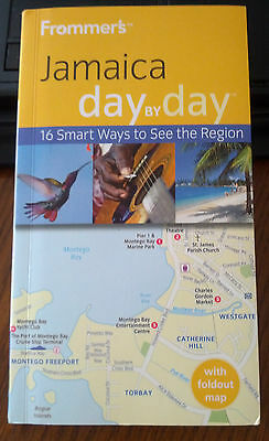 FROMMER's JAMAICA DAY BY DAY, 16 smart ways to see the region, new