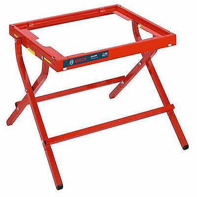 Bosch GTA 6000 Professional Table Saw Stand Benchtop Legs for Bosch GTS 10 XC