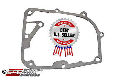 CRANKCASE COVER GASKET RIGHT SIDE GY6 50 139QMB ~ US Seller.