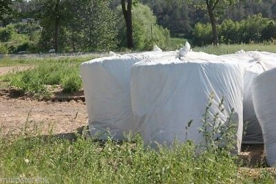 Silage Bags Silobag 120 Biomass Silage Bales Bag Haylage Baled Bags Sacks