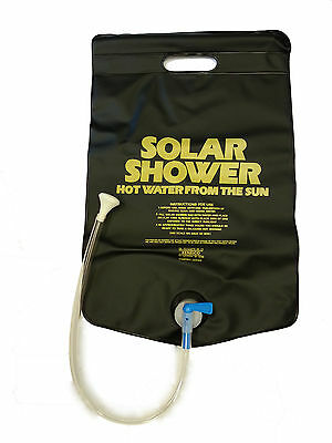 Brand New Solar Hot Shower Camping Fishing Army Shower