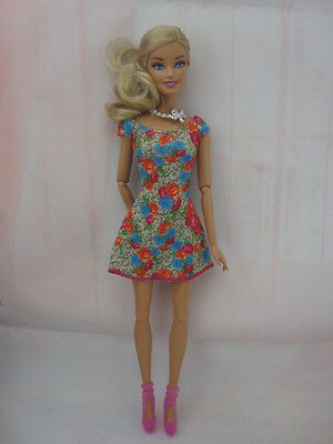 high quality Original wedding gown wears clothes Outfit Barbie Doll Party A11