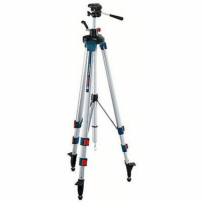"Bosch BT 250 Tripod for Cross Line Point Beam Lasers & Measures, 1/4"" Thread"
