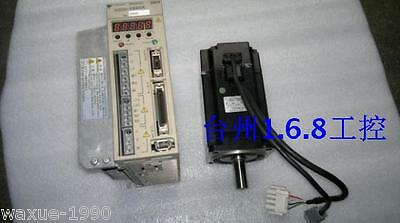 1PCS Used Yaskawa servo SGDM-08ADA + SGMAH-08AAA41 tested