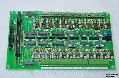 Advantech Pcld-782B Rev.a1 01-1 24/16 Channel Opto Isolated D/i Board