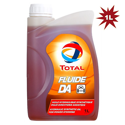 Total Fluide DA Synthetic electro-hydraulic power steering Fluid - 1 Litre
