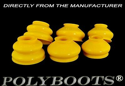 3x2 Polyboots Polyurethane Tie Rod End Ball Joint Dust Boots Dust Cover Boot