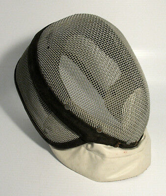 Vintage Castello of NYC Sword Fencing Mask - Foil, Epee, Saber - Collectible