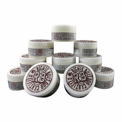 Hustle Butter Tattoo Aftercare Organic Richie Bulldog 5oz Deluxe Case of 6 Jars