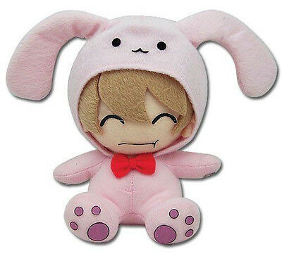 "1x Honey in Bunny Costume (GE-8938) - Ouran High School Host Club 6"" Toy Plush!!"