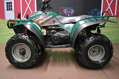 Inquire about FREE SHIPPING 1998 Polaris Magnum 425 4x4 in GREAT condition!