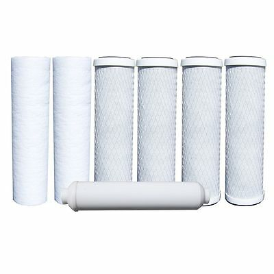 Watts 7-PK RO Filters Premier 5-Stage Reverse Osmosis Replacement Water Filter