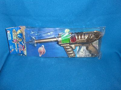 Vintage 1960s Space Pilot Jet Ray Toy Gun Pistol made in Hong Kong new ! rera
