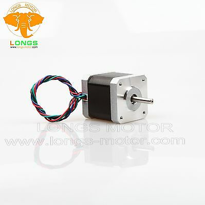 Stepper Motor Nema17 12V 34mm 4wires 0.4A 1.8degree 17HS3404N CNC 3D printer NEW
