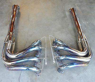 BASSETT BOAT HEADERS~MINT CONDITION~BBC~EX LONG COLLECTOR~GORGEOUS!!