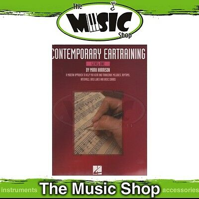 New Contemporary Eartraining Music Theory Tuition Book - Ear Training