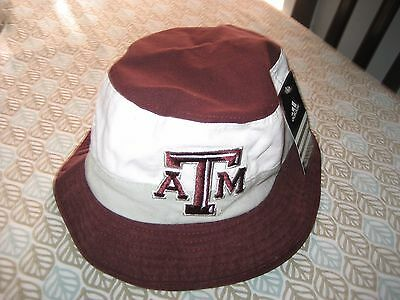 quality design 8a33f 92c07 ireland texas am aggies bucket cap adidas hat ncaa burghandy white gray s m  2a491 3ec6a