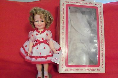 1982 VINTAGE SHIRLEY TEMPLE DOLL BY IDEAL