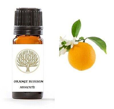 Therapeutic Grade 100% Pure Orange Blossom Absolute Oil