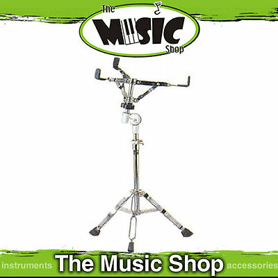 New DXP 200 Series Snare Drum Stand with Double Braced Legs - Height Adjustable