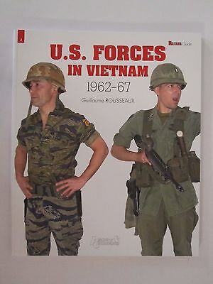 U.S. Forces in Vietnam  1962-1967 - Full of Color Photos, 68 pages