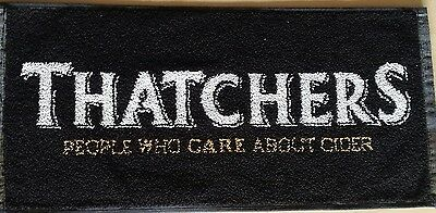 Thatchers Cider Cotton Bar Towel from England (pp)