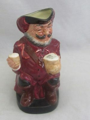 Royal Doulton Sir John Falstaff Toby Jug/Mug