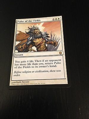 NM MTG MAGIC DARKSTEEL PULSE OF THE FIELDS FRENCH PULSATION DES CHAMPS