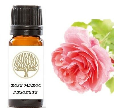 Therapeutic Grade 100% Pure Rose Maroc Absolute Oil