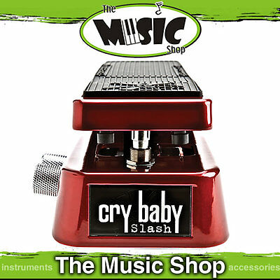 New Dunlop SW95 Slash Signature Crybaby Wah Pedal - GCSW95 Cry Baby
