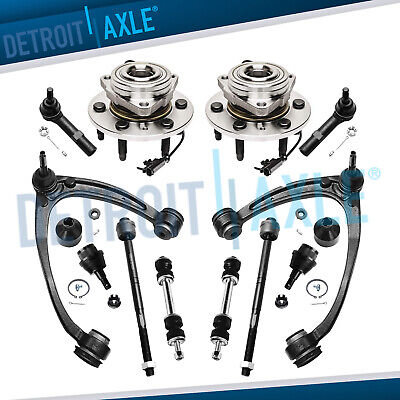 Brand New 12pc Complete Front Suspension Kit for Cadillac Chevrolet GMC 4WD 4x4