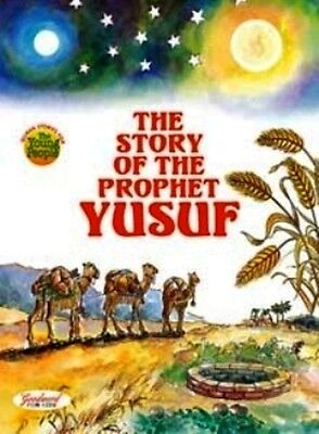 The Story of the Prophet Yusuf (AS) - PB