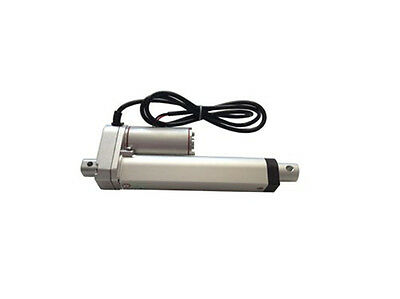 Heavy Duty Linear Actuator 4 Inch Stroke 225lb Max Lift Output 12-Volt DC