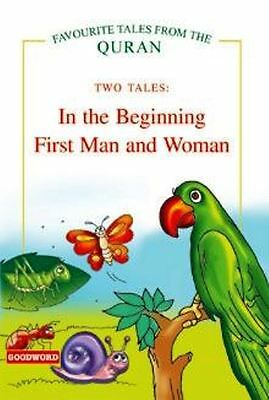 In The Beginning, First Man And Woman (two Tales)