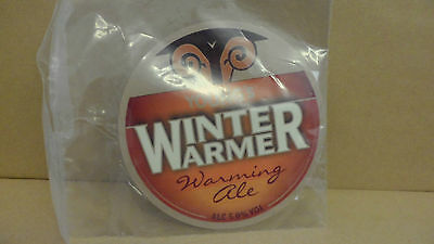 Youngs Winter Warmer Ale Beer Pump Clip Pub Collectible 12
